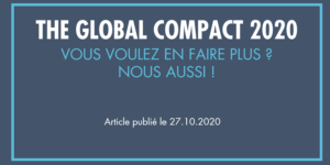 The global compact 2020